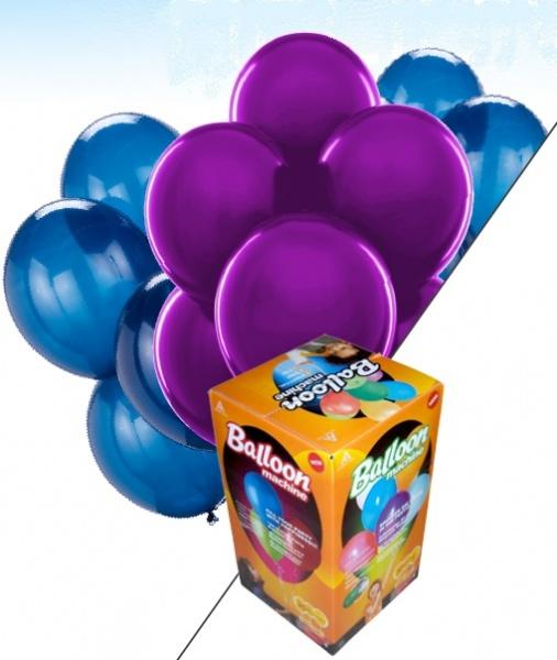 Hélium do 30 balonků jednorázové