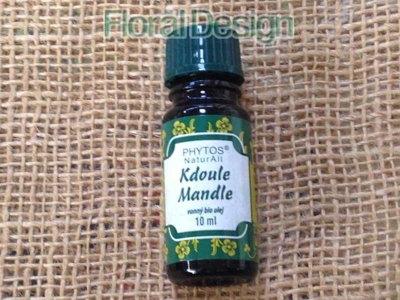 Kdoule + mandle 10ml.