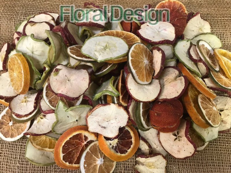 Citrus potpourri mix 500gr.
