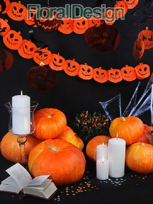 "Baner 300cm ""Pumpkin"""