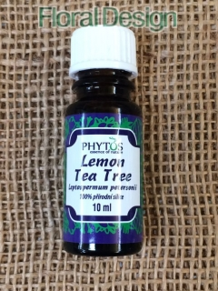 Lemon Tea Tree 10ml.