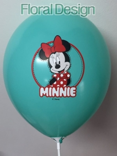 "Balonek 28cm ""Minnie mouse"" 6ks"